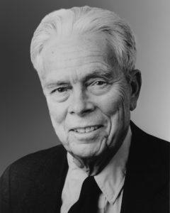 Gilbert F. White, 1987