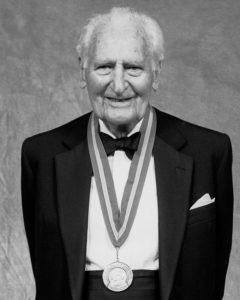 Sir Richard Doll, 2003