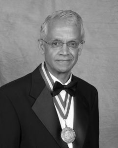 "V. ""Ram"" Ramanathan, 2009"